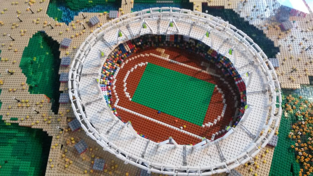 Olympic Park 2012 - not just the stadium, the whole park!