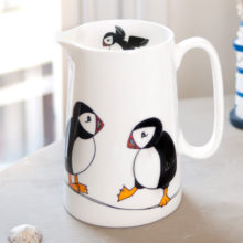 Puffin large jug