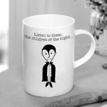 Dracula, children of the night mug