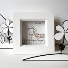 Our home mini frame
