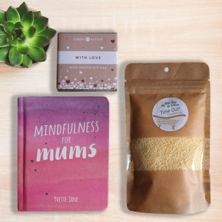 Mindfulness for mums care kit